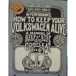 VW Bug Beetle Baja Bug Haynes Manual Type 1 54-79